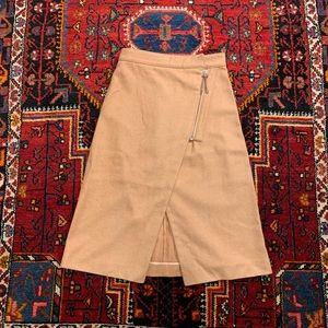 ACNE STUDIOS Panna Wool Skirt